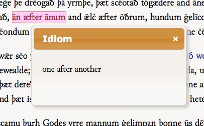 An idiom in Wulfstan's Sermo Lupi